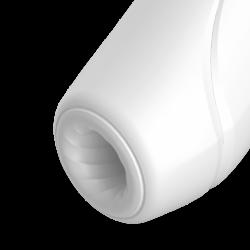 Satisfyer Curvy | Vibrador Succionador Moderno y Sofisticado