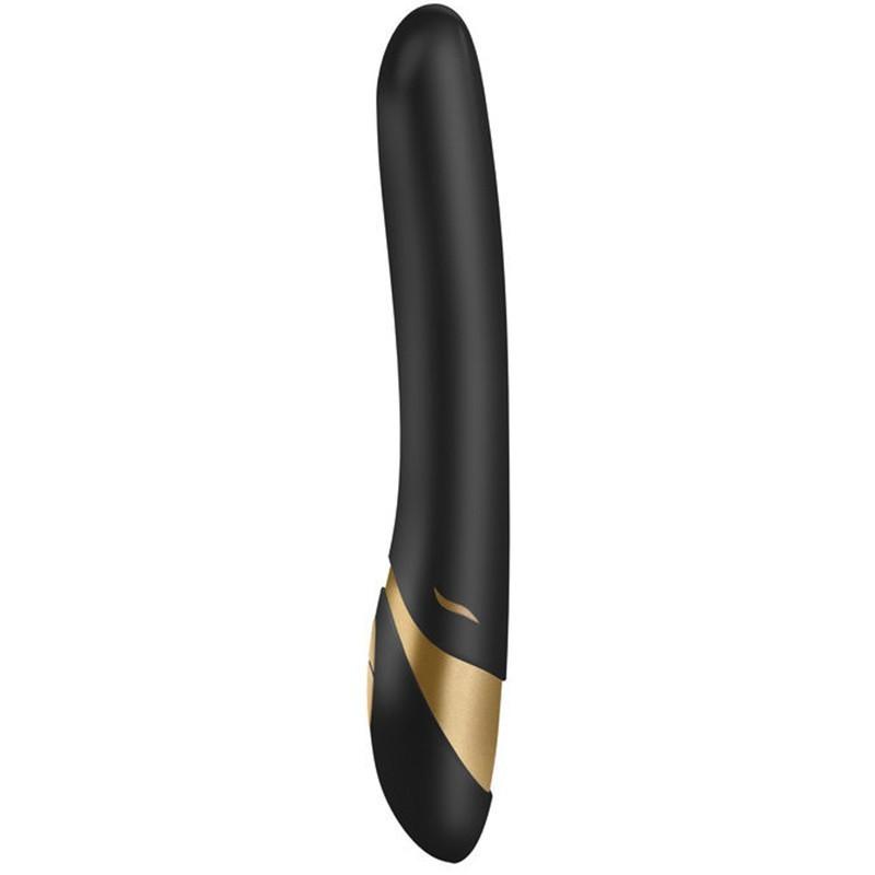 Vibrador Lujoso - Negro - Unisex - Juguete De Adulto
